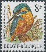 Belgium 1986 Birds (B) a
