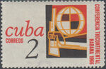 Cuba 1966 Conference of Asian, African and South American Countries a