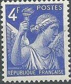 France 1944 Iris (3rd Group) h