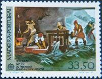 Madeira 1982 Europa a