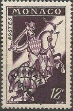 Monaco 1954 Knight c