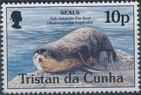 Tristan da Cunha 1995 Seals a