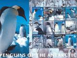 British Antarctic Territory 2003 Penguins of the Antarctic