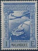 Mozambique 1938 Portuguese Colonial Empire (Airmail Stamps) d