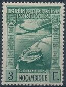 Mozambique 1938 Portuguese Colonial Empire (Airmail Stamps) f