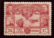 Portugal 1923 First flight Lisbon Brazil i