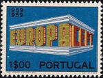 Portugal 1969 Europa a