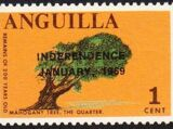 Anguilla 1969 Independence
