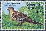 Grenada Grenadines 1995 Doves b