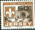 Jersey 1978 Arms and Scenes from Jersey Parishes k