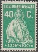 Portugal 1926 Ceres (London Issue) k