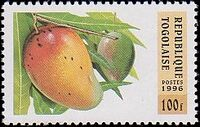 Togo 1996 Fruits a