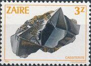 Zaire 1983 Minerals e