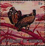 Burundi 1971 Animals l