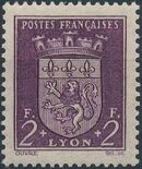 France 1941 Coat of Arms (Semi-Postal Stamps) h