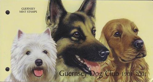 Guernsey 2001 Centenary of Guernsey Dog Club w