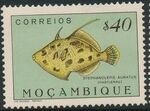Mozambique 1951 Fishes f