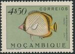 Mozambique 1951 Fishes o