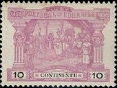 Portugal 1898 400th Anniversary of Discovering the Seaway to India (Postage Due Stamps) b
