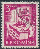 Romania 1960 Professions a