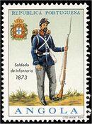 Angola 1966 Military Uniforms m