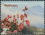 Azores 1999 EUROPA - Nature and National Parks a
