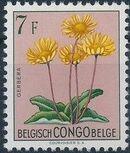 Belgian Congo 1952 Flowers p