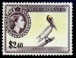 British Virgin Islands 1956 Queen Elizabeth II and Views l