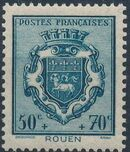 France 1941 Coat of Arms (Semi-Postal Stamps) d