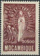Mozambique 1948 Lady of Fatima d