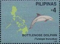 Philippines 1998 Marine Mammals Found in Philipines Waters k