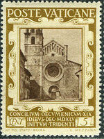 Vatican City 1946 400th Anniversary of the Council of Trent a