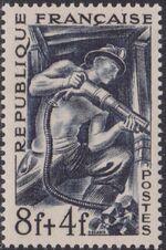 France 1949 Professions c