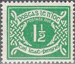 Ireland 1971 Postage Due Stamps b