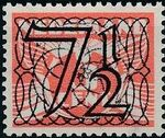 Netherlands 1940 Numerals - Stamps of 1926-1927 Surcharged c