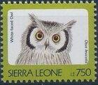 Sierra Leone 1992 Birds r