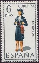 Spain 1968 Regional Costumes Issue b