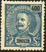 Zambezia 1903 D. Carlos I h