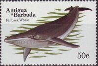 Antigua and Barbuda 1983 Whales Porpoises and Dolphins b