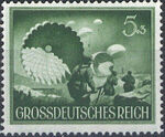 Germany-Third Reich 1944 Armed Forces and Heroes Day c