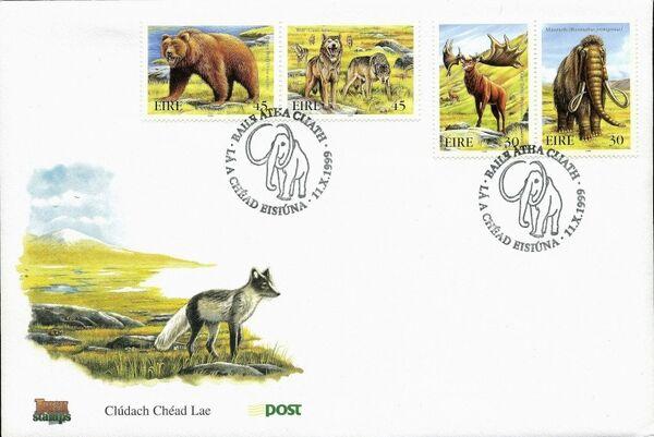 Ireland 1999 Extinct Irish Animals k