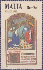 Malta 1983 Christmas b