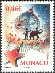 Monaco 2002 Europa a