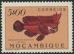 Mozambique 1951 Fishes p