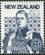 New Zealand 1990 150th Anniversary of the First Postage Stamps d