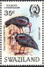 Swaziland 1984 WWF Southern Bald Ibis c