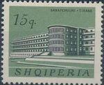 Albania 1965 Buildings c