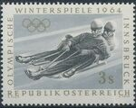 Austria 1963 Winter Olympic Games - Innsbruck f