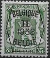 Belgium 1938 Coat of Arms - Precancel (2nd Group) e.jpg