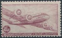 Belgium 1946 Air Post Stamps b